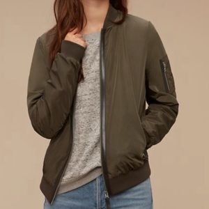 Mackage by Aritzia 'Cara' bomber jacket